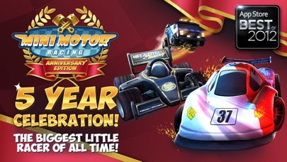 Mini Motor Racing screenshot1