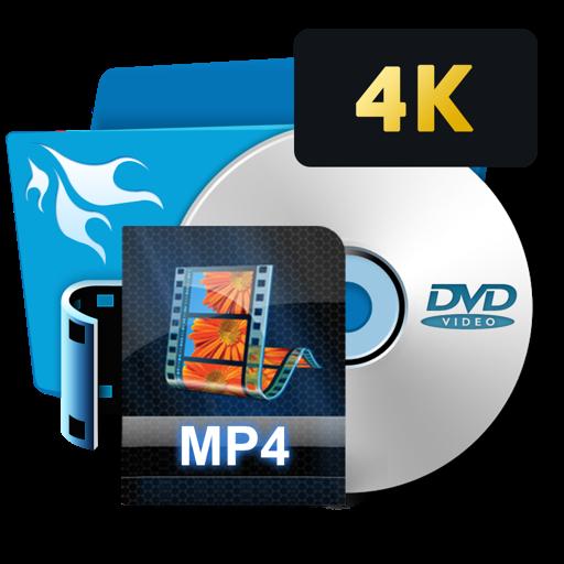 AnyMP4 MP4 Converter-Best Video Converter
