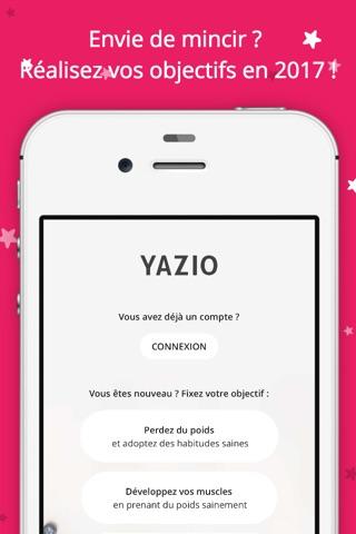 YAZIO Calorie Counter App screenshot 1