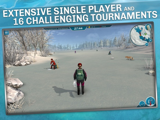 Ice Lakes Screenshots