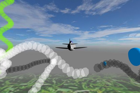 Little Airplane 3D for kids: learn colors, numbers screenshot 2