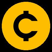 Cryptey - a menu bar cryptocurrency ticker