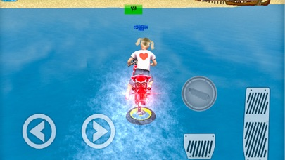Water Surfer Bike Adventure screenshot