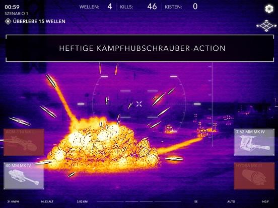 Screenshot 1 Zombie Gunship Revenant AR