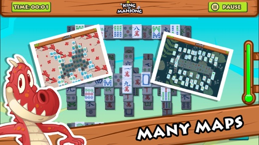 Mahjong Solitaire - Tile Screenshots