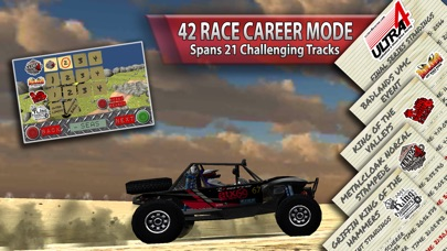 Screenshot for ULTRA4 Offroad Racing in Portugal App Store