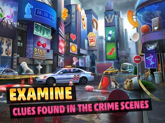 Criminal Case Save The World App Voor Iphone Ipad En
