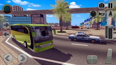 3D Bus Driving Academy Game screenshot 4