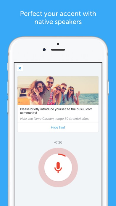 download busuu - Learn Languages appstore review