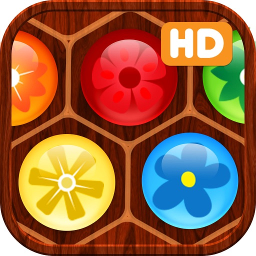 花儿朵朵消HD:Flower Board HD