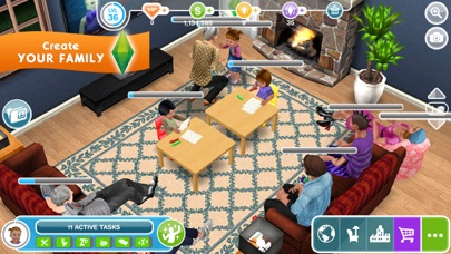 sims freeplay love and treasure quest