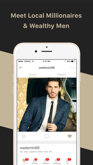 elite dating app for iphone
