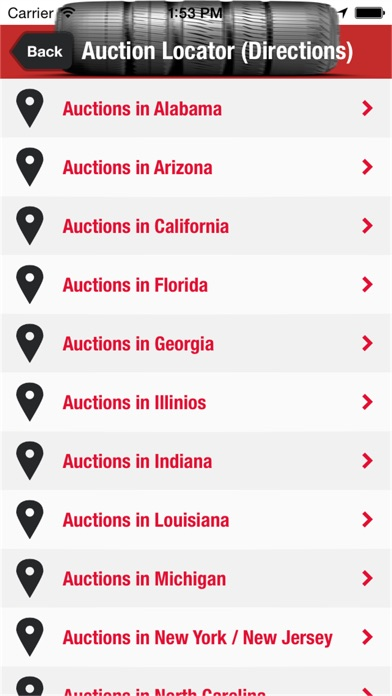 Public Auto Auctions On The App Store
