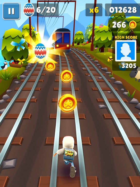 Image of Subway Surfers for iPad