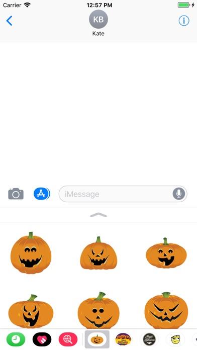 Halloween Pumpkin Smiles review screenshots