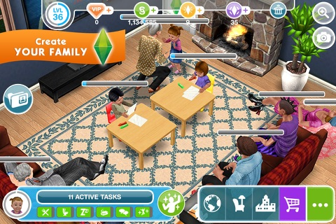 The Sims™ FreePlay screenshot 4