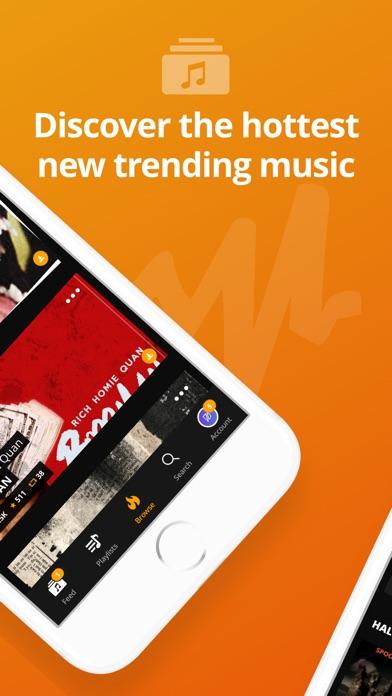 Audiomack Music & Mixtape App Screenshots