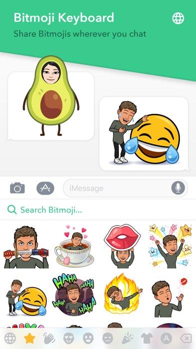 Image of Bitmoji for iPhone
