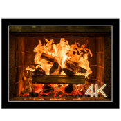 Fireplace 4K - Live Wallpaper