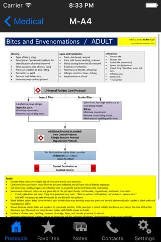 Paramedic Protocol Provider screenshot 3