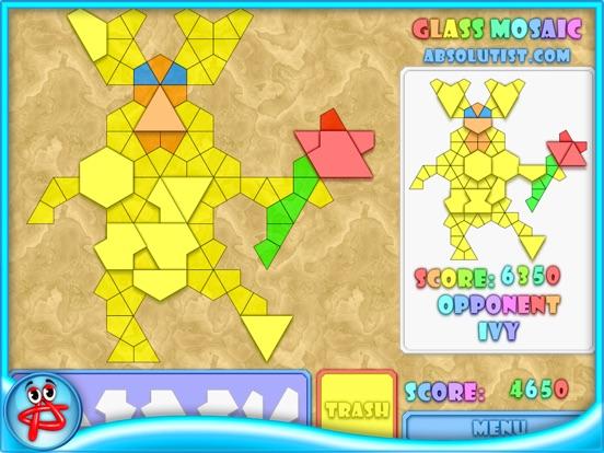 Скачать игру Glass Mosaic: Мозаика-Оригинальная головоломка