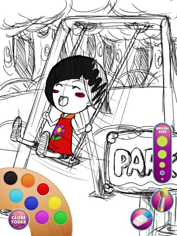 ABCs Painting Fun screenshot 2
