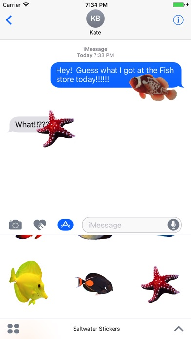 Saltwater fish stickers plus app download android apk for Saltwater fishing apps