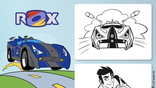 Gratis Kleurplaten Rox.Color Rox On The App Store