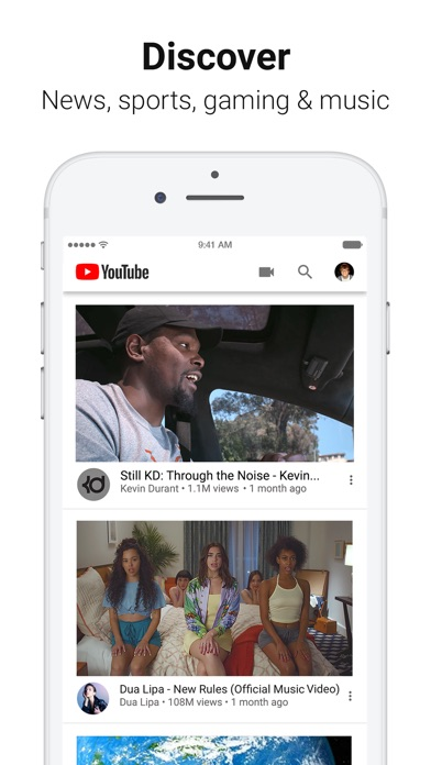 download YouTube: Watch, Listen, Stream apps 3