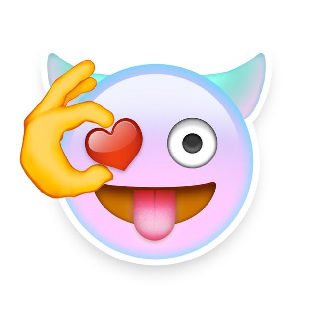 Emojil Create Your Own Cute Deco Emoji On The App Store