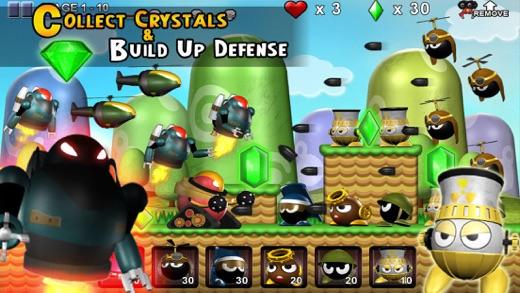Tiny Defense Screenshots
