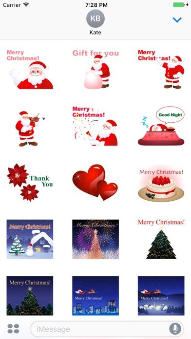 Merry Christmas review screenshots