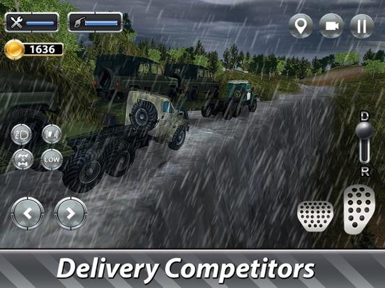 Cargo Trucks Offroad Driving Full для iPad