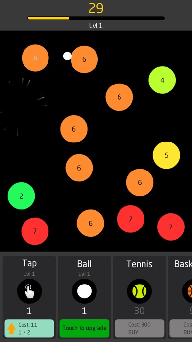 Image of Idle Balls for iPhone