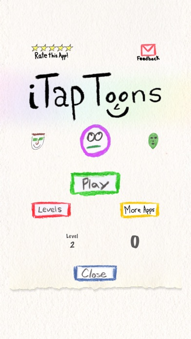 iTap Toons Screenshots