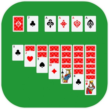 Solitaire King of the Hill app for iphone