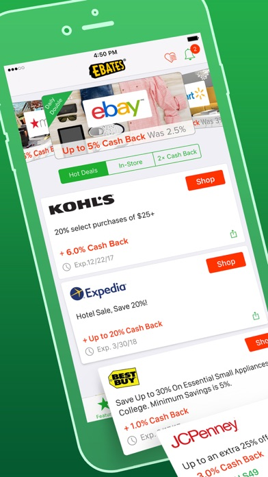 download Ebates: Cash Back & Rewards apps 4