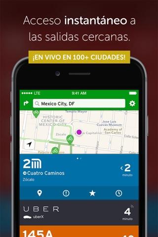 Transit • Bus & Subway Times screenshot 1