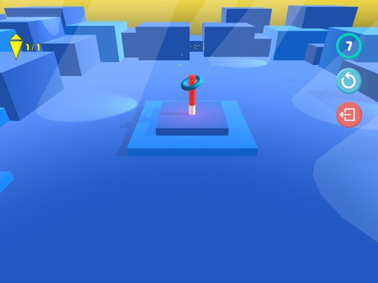 Screenshot 1 Hoop Shoot
