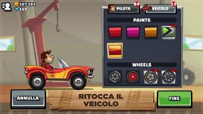 Screenshot of Hill Climb Racing 23