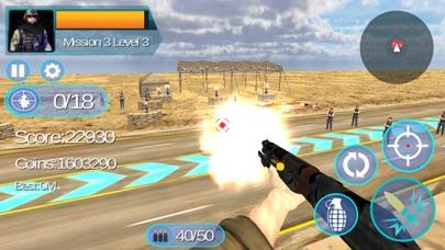 Командная война против террористов Скриншоты5