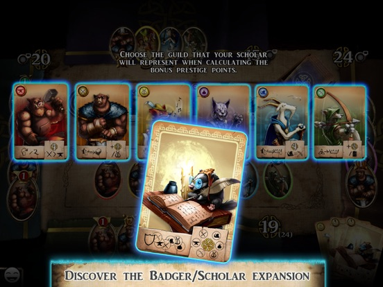 Игра Harald: A Game of Influence