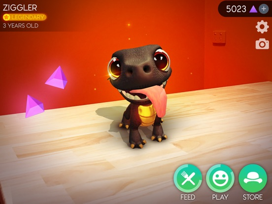 Скачать игру AR Dragon
