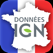 OutDoors GPS France - IGN Maps