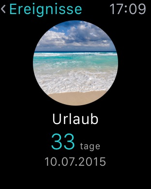 Countdown Star Screenshot