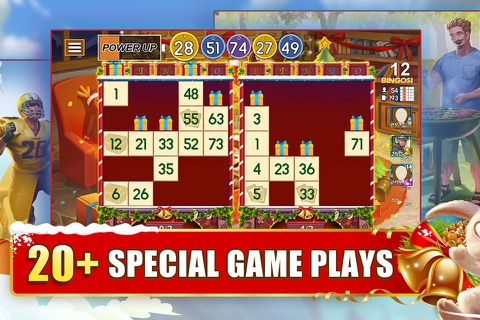 Bingo Party- BINGO Games screenshot 2