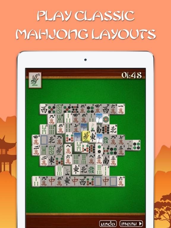 Mah-jong :) Маджонг Повседне на iPad