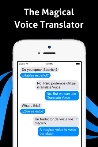 iTranslate Voice screenshot 1