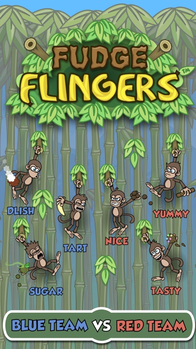 Fudge Flingers Screenshots