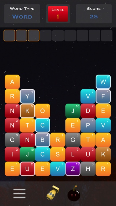 Word Puzzle Amazing Game Screenshots